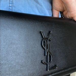 YSL Kate Medium In Grain Leather w receipt